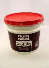 Dura Seal Brazilian Cherry Trowelable Wood Filler