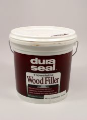 Dura Seal Walnut Trowelable Wood Filler