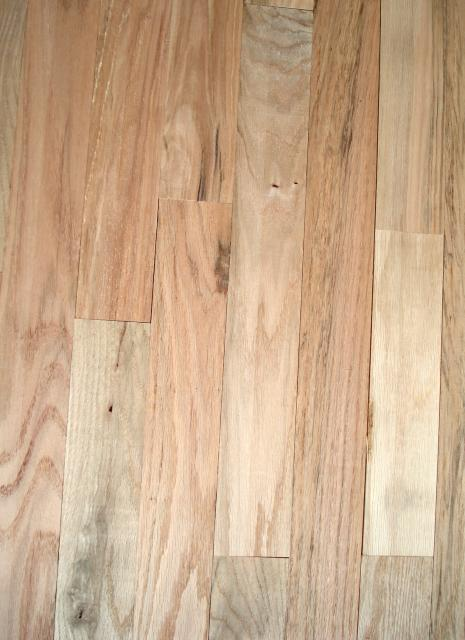 Henry County Hardwoods Unfinished Solid Red Oak Hardwood