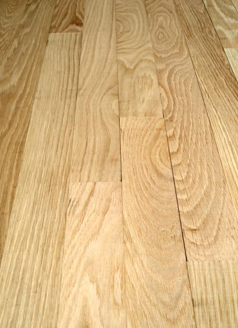 Henry county hardwoods unfinished solid white oak hardwood for Solid oak wood flooring sale