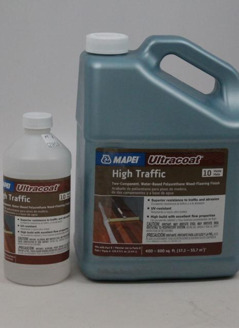 Mapei Ultracoat High Traffic Two-component Water-based ...