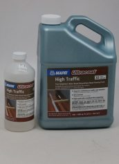 Mapei Ultracoat High Traffic Two-component Water-based Wood Flooring Finish Satin