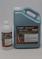Mapei Ultracoat High Traffic Two-component Water-based Wood Flooring Finish Semi-Gloss