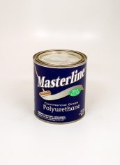 Masterline Oil Based Polyurethane Wood Floor Finish Semi Gloss