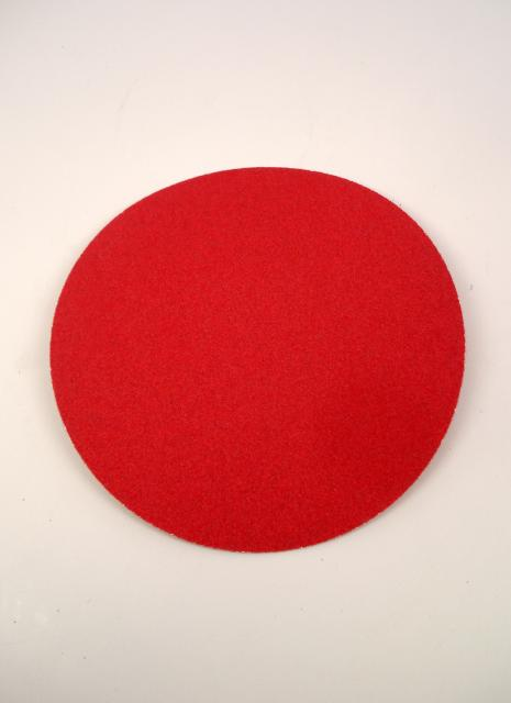 Norton Abrasives 80 Grit Red Heat Velcro 8 Inch Discs For