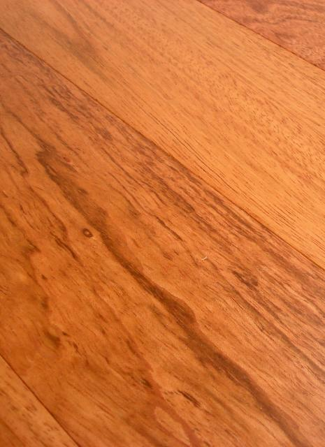 Owens flooring 5 inch brazilian cherry select grade for Prefinished solid hardwood flooring