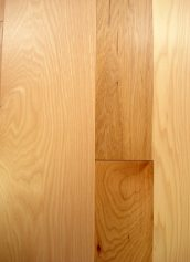 Owens Flooring 3 Inch Hickory #1 Common and Better Grade Prefinished Engineered Hardwood Flooring