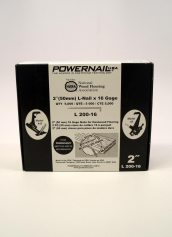 Powernail Powercleat Flooring Cleat 16 Gage 2 Inch Long - Box of 5000