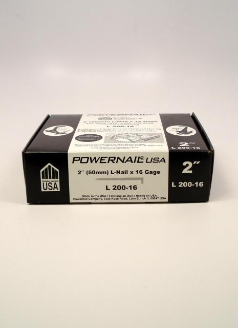 Powernail Powercleat Flooring Cleat 16 Gage 2 Inch Long