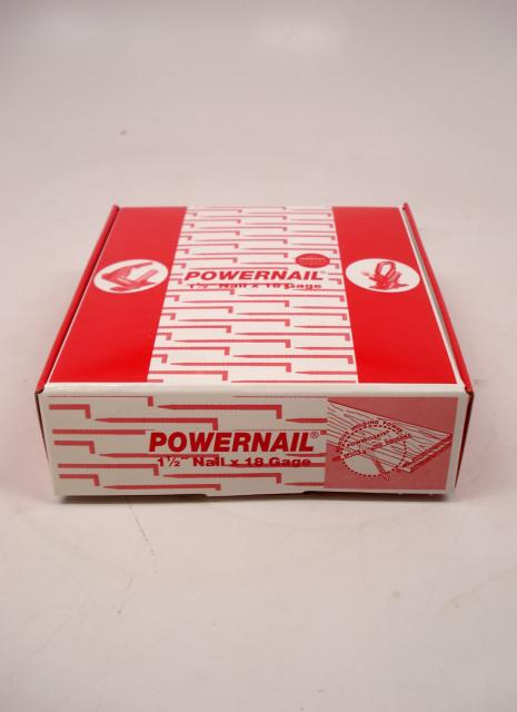 Powernail Powercleat Flooring Cleat 18 Gage 1 1 2 Inch
