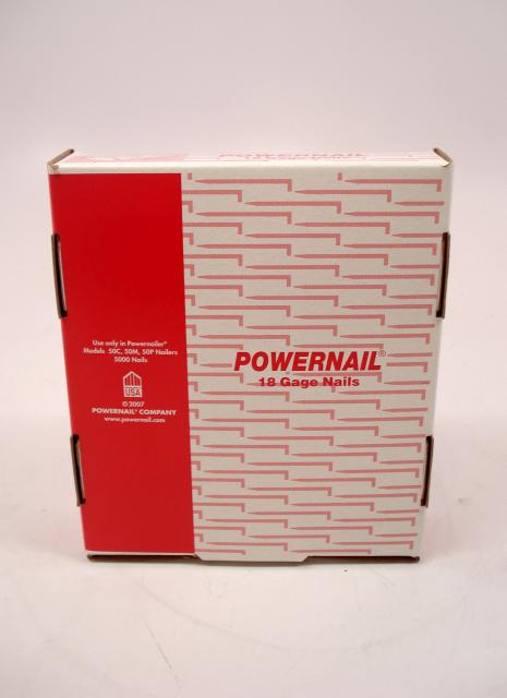 Powernail Powercleat Flooring Cleat 18 Gage 1 Inch Long