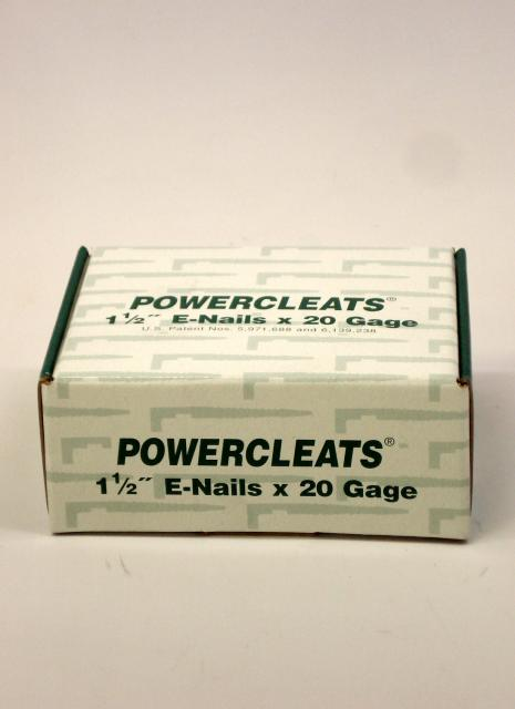Powernail Powercleat Flooring Cleat 20 Gage 1 1 2 Inch