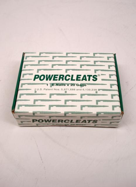 Powernail Powercleat Flooring Cleat 20 Gage 1 Inch Long